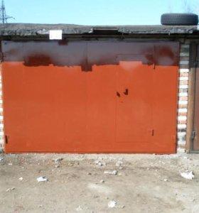 Продам ворота для гаража