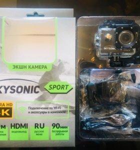 Экшн Камера Skysonic Sport
