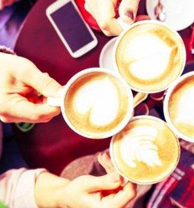 Вкусный бизнес ищет Хозяйку. Кофе+вафли. В тренде.