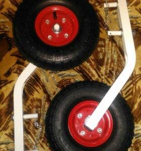 Лодочные колёса