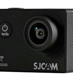 Экшн-камера SJCAM X1000