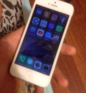 iPhone 5 16 gb обмен