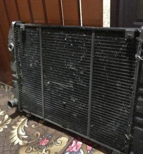 Радиатор медный
