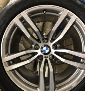 Оригинальные колеса BMW 623M стиль R19 (X6 F16)