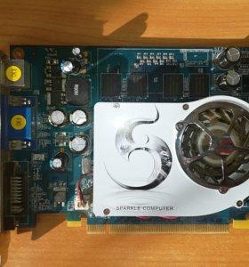 Видеокарта GeForce 8600 512MB
