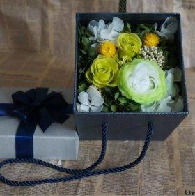 Букет неувядающих роз