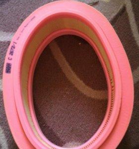 Воздушный фильтр mann c2672/1 для рено логан