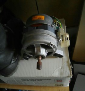 Электродвигатель на стиральную машину индезит