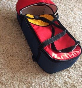 Переноска сумка для новорождённого
