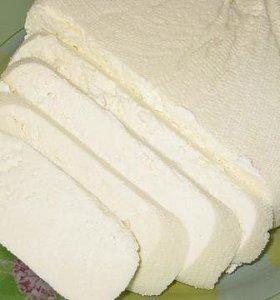 Домашний сыр - брынза
