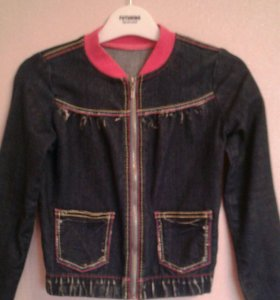 Куртка джинсовая (глория джинс )на девочку