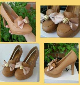 Туфли Новые (35 размер)
