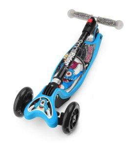 Складной самокат Small Rider Space Race