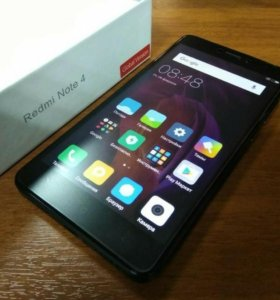 Новый Xiaomi Redmi Note 4