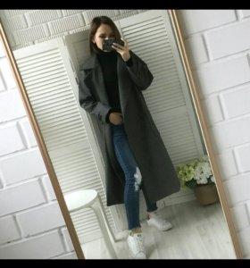 Легкое пальто oversize