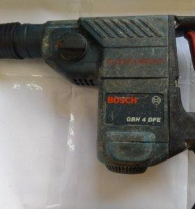 Перфоратор Bosch GBH 4 DFE-set
