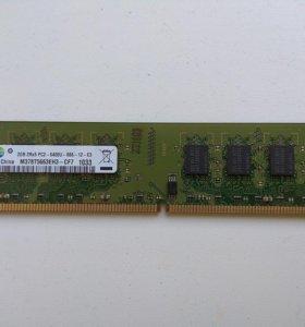 Продаю DDR2 Samsung 2Gb 800MHz оригинал