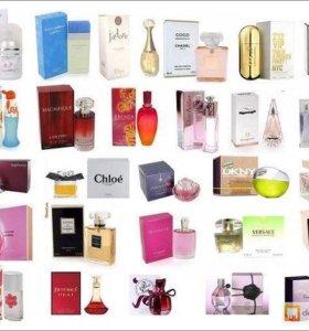 Популярные ароматы по выгодной цене