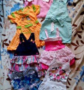 Платья и сарафаны для девочки.