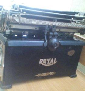 Печатная машинка ROYAL