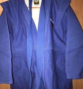 Куртка для самбо новая