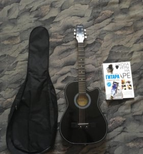 Акустическая гитара для наченающих