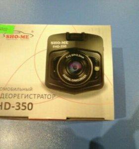 Видеорегистратор SHO-ME, FHD -350