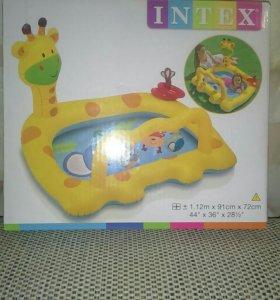 """Бассейн для детей """"жираф """""""