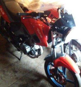 Мотоцикл патрон 200