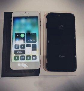 Продаю телефон Айфон 8+