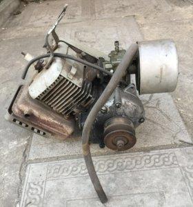 Мотодвигатель на культиватор Крот