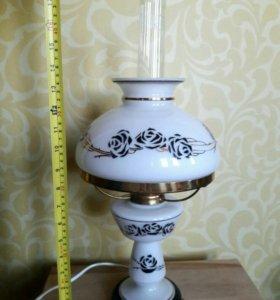 Лампа, стилизованная под лампаду