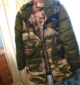 Куртка зимняя/ осенняя