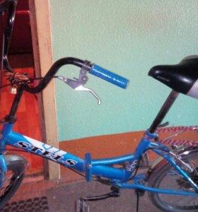 Велосипед стелс 455