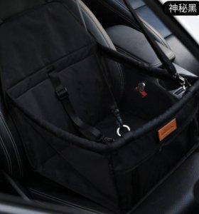 Автогамак для собак в автомобиль (для перевозки)