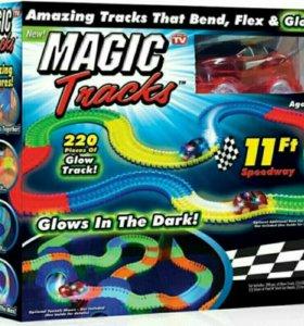 Magic Track 220 деталей. В наличии.