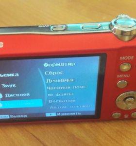 Фотоаппарат самсунг. Цифровой. SAMSUNG st60