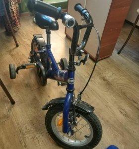 Велосипед Biltema