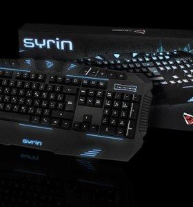 Игровая водонепроницаемая клавиатура