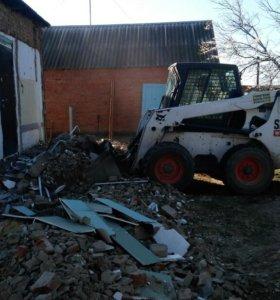 Демонтаж помещения
