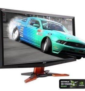 Игровой 3D монитор Acer