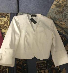 Пиджак укорочённый новый с этикеткой