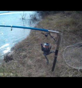 Самоподсекающая удочка FisherGoMan