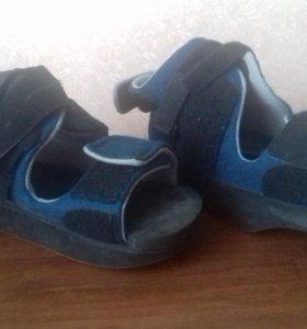 Барука сандалии терапевтические послеоперационные