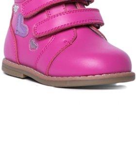 Новые ботиночки 18 размер