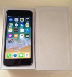iPhone 6 space gray 16 gb iOS 11.3