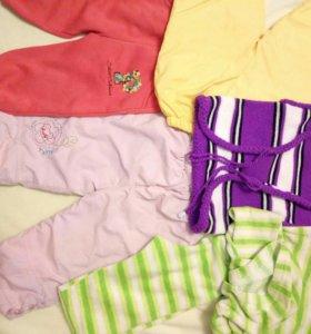 Вещи пакетом на девочку 6-12 месяцев