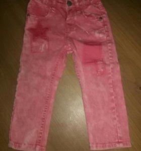 Модный джинсы для девочки