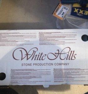 Плитка кирпичная (клинкерная) White Hills