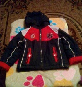Продам куртку для мальчика весна-осень
